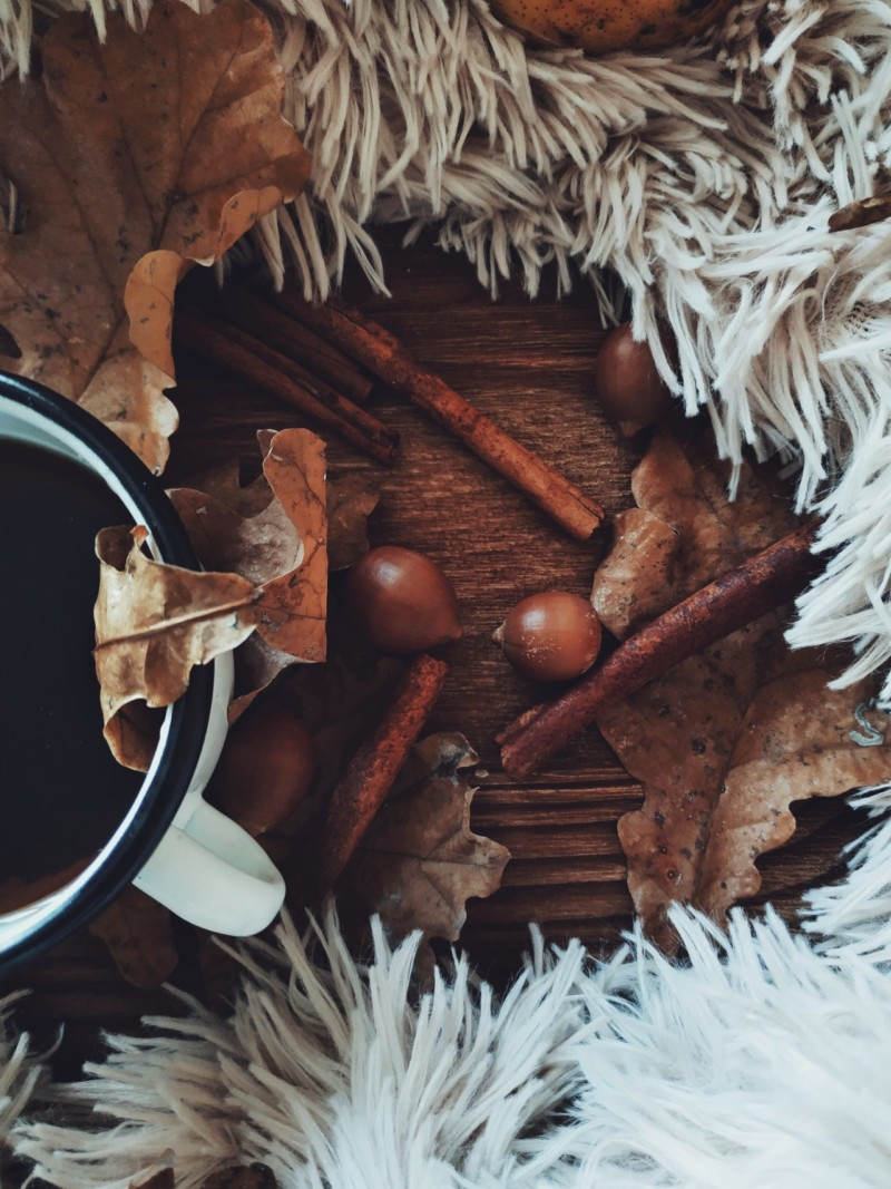 Осенний Flat Lay