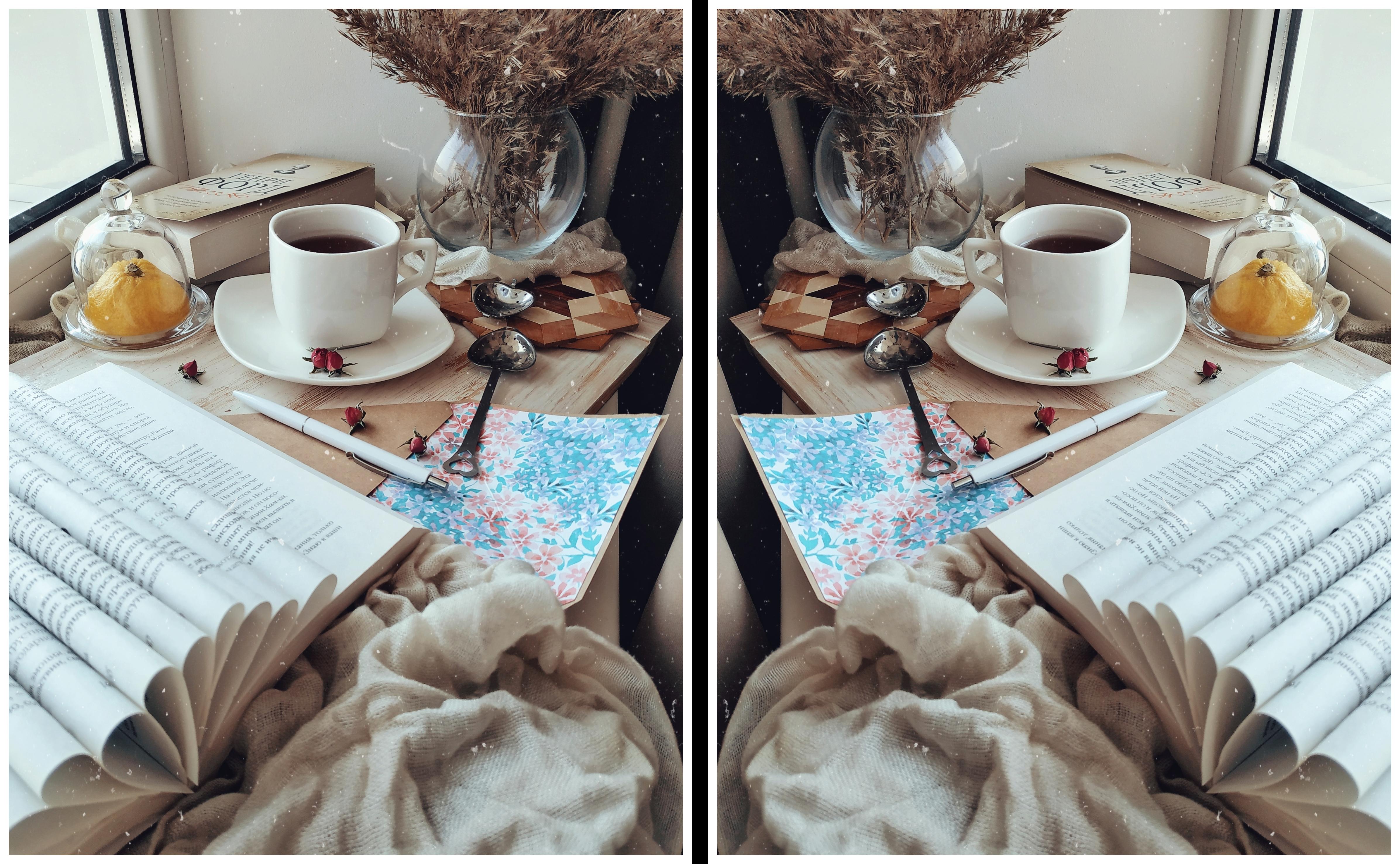 Зеркальное фото