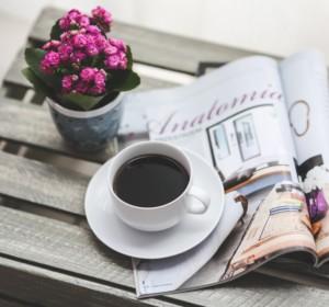 Идеи для фотосессии с кофе