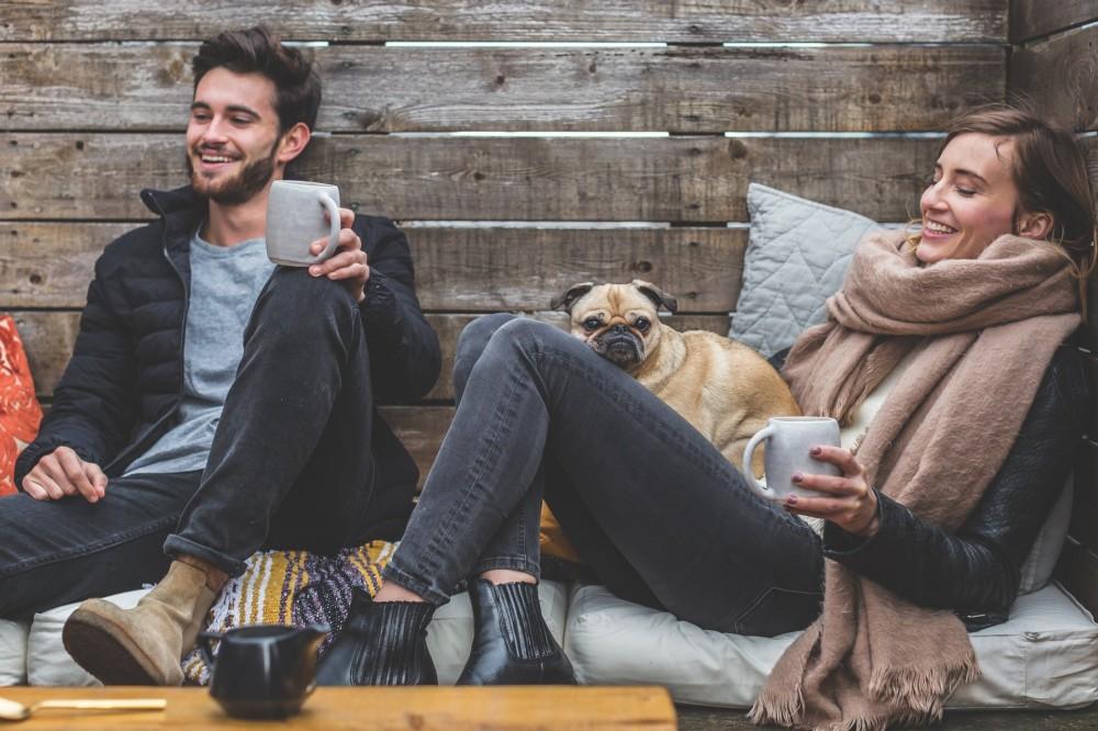 Лайфстайл фото с кофе