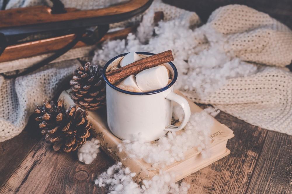 Уютное фото с кофе