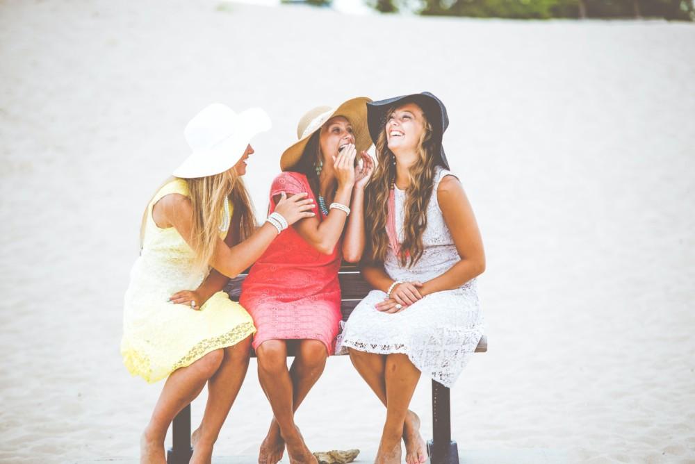 Идеи для фото с подругами