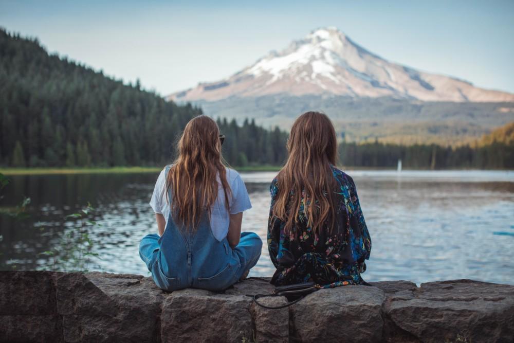 Идеи для фотосессии с подругой
