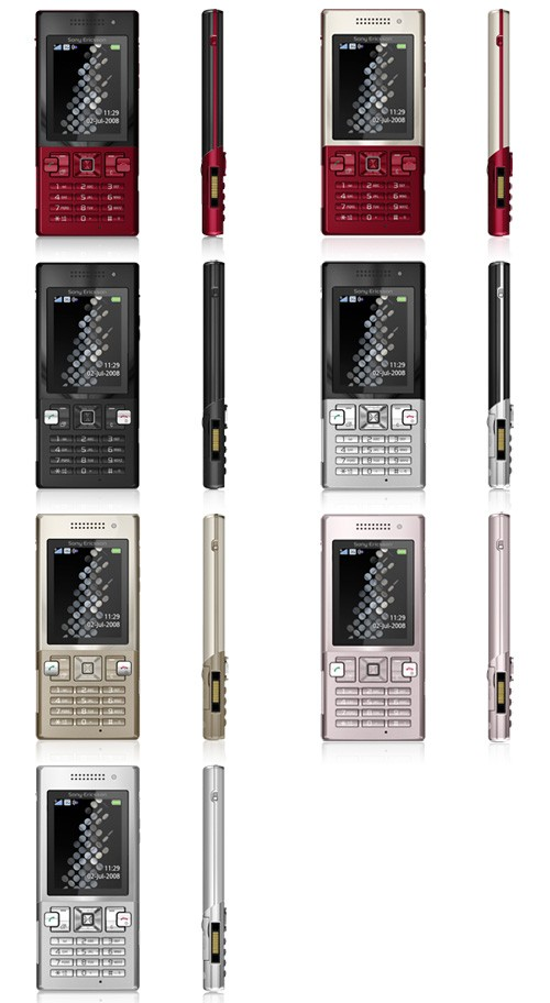 Sony Ericsson T700i
