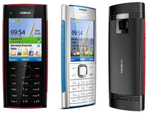 Nokia X2 old