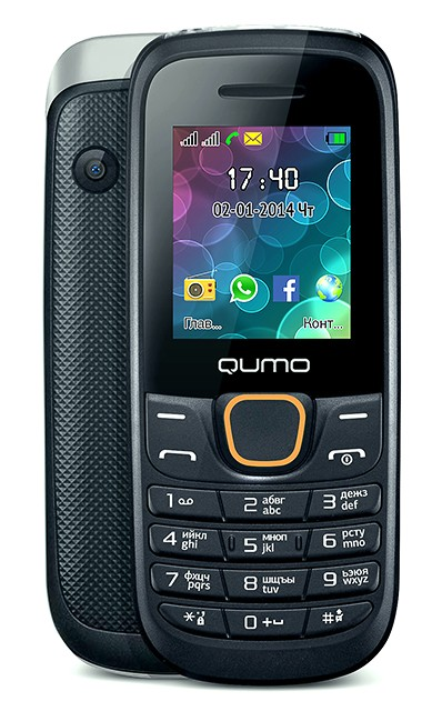 Qumo Push 184 Dual