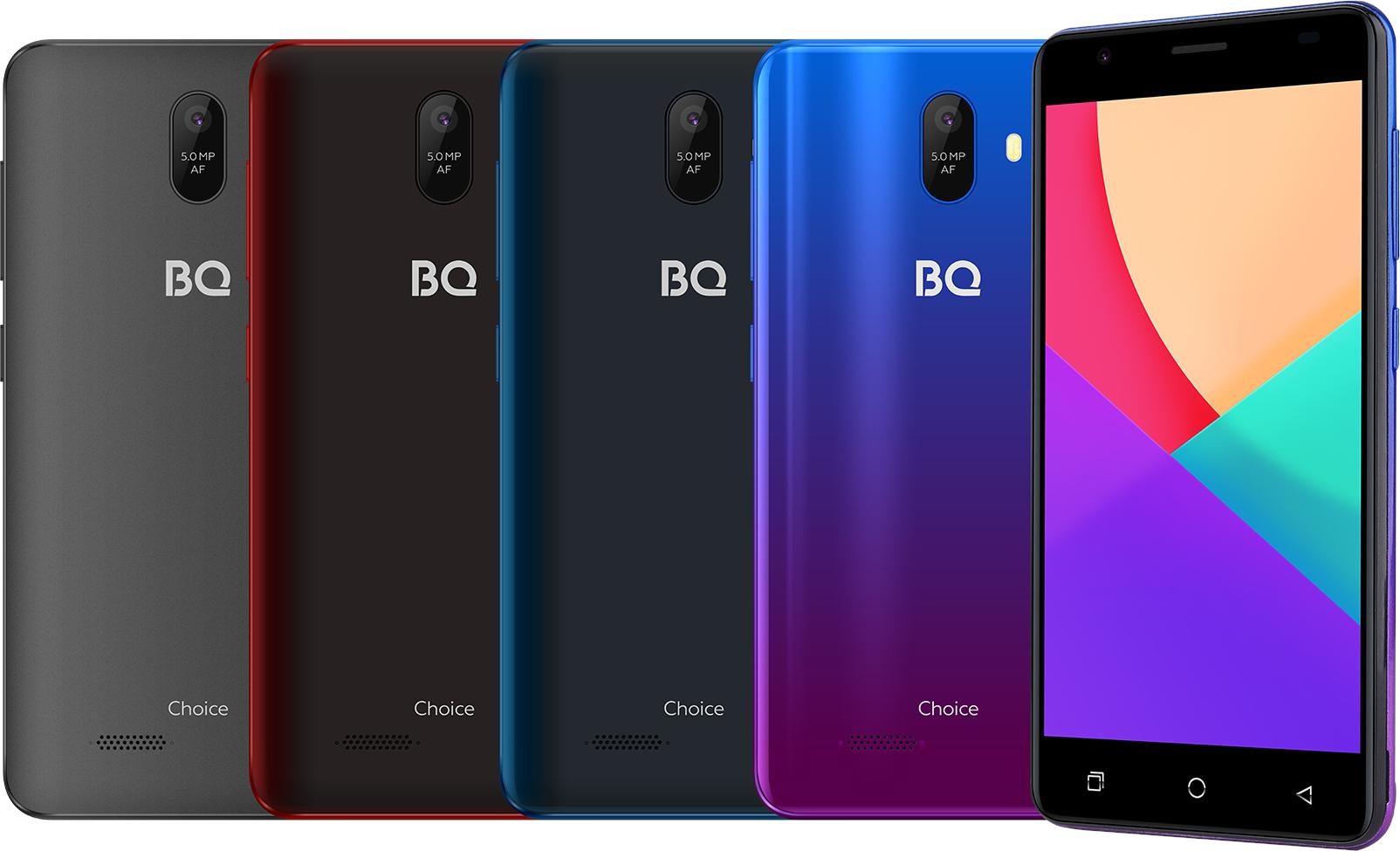 BQ BQ-5016G Choice