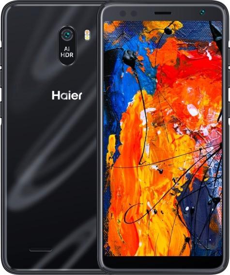 Haier Alpha S5 Silk